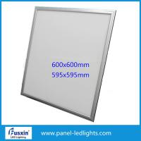 40W 2835 600X600 led panel light / suspended ceiling led lighting 3000lm Manufactures