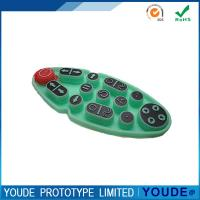 Small Order Rubber Prototyping Services Vacuum Casting Silicone Rubber Press Key Manufactures