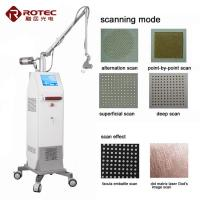 Buy cheap Easy Installation CO2 Fractional Laser Machine Vaginal Skin Tightening Machine from wholesalers