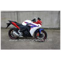 Red Two Wheel Drag Racing Motorcycles For Men , Honda CBR150 Sports Car CBR Road Racing Manufactures