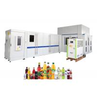 China all types bottles zero calorie energy drinks Blowing Filling Capping Combiblock for sale Manufactures