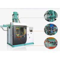 4000cc Volume Silicone Rubber Injection Molding Machine 400Ton Anti - Collision Manufactures