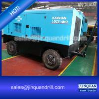 Quality Kaishan LGCY-18/17 Diesel Portable Screw Air Compressor for sale
