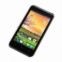 MTK6577 Mobile Phone Star, V12 V1277, Dual Core, Android 4.0.9, 1GHz, 4.3-inch QHD Screen Manufactures