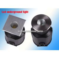 China COB 3W 1W Single Color Led Floor Light White / Red / Blue Energy Saving For Garden on sale