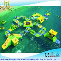 Hansel amazing outdoor playground plastic water toy for children Manufactures