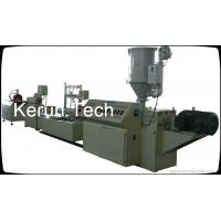 Quality Artificial Marble Stone Pvc Profile Extrusion Machine Double Screw Extruder for sale