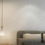 Self Adhesive 3d Pe Foam Brick Wall Panels / Wall Covering / Interior Wall Board Manufactures