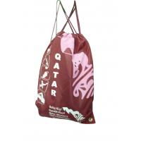 400D Full Color Printing Strap String Drawing Nylon Storage Bags Manufactures