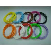 PLA ABS 3D Printer Filament 1.75mm 3mm / 3d Printing Materials Manufactures