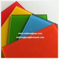 Silk screen printing tempered/toughened glass for glass splashback Manufactures