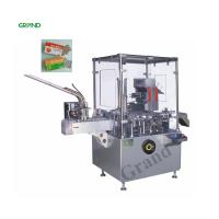 Fully Automatic Cartoning Machine For Aluminum Plastic Blister 1600 Kgs Manufactures