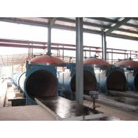 Textile Sand Lightweight AAC Brick Autoclave Pressure Vessel / AAC Block Plant Manufactures