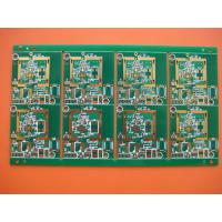Flash Gold High TG PCB 2 Layer Green Solder Mask FR4 ITEQ IT180 PCB Manufactures