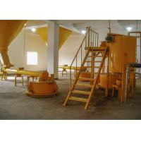 Industrial Concrete Mixing Plant 1200KG High Power stirring mill Slurry Metering Manufactures