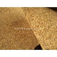 Cork Rubber Flooring Underlay Mat Gasket Materials Rubber Sheet Used For Gym Yoga Mat Manufactures
