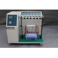 10 - 60/Min Lab Testing Equipment Automatic Plug Wire Bending Test Machine Manufactures