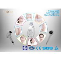 Thermagic Fractional Rf Radio Frequency Skin Tightening Machine , Rf Face Lift Machine CE Manufactures