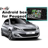 Peugeot 208 2008 308 3008 508 Audio Video Interface SMEG+ MRN SYSTEM Upgrade WIFI BT Mirror Link Manufactures