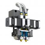 0.05mm Max Resolution CreatBot 3D Printer Dual Extruders Full Enclosed Metal