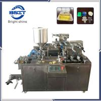 China Dpp80 Al / PVC Tablet Capsule Oil Honey Candy Liquid Blister Packing Machine on sale