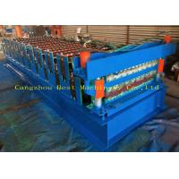 YX-840 850 Double Layer Roof Sheet Color Steel Roll Forming Making Machine Manufactures