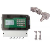 High Precision Insertion Type Ultrasonic Flow Meter For Clean Liquid Manufactures