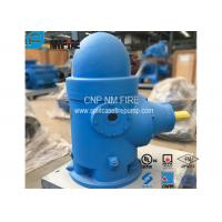 Emergency Fire Fighting Pump Parts Cast Iron Gear Case NFPA20 Standard For Industrial Manufactures