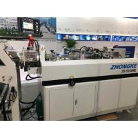 Multi Function Shoe Box Making Machine 4 X 1.5 X 2.2 M CE Certification Manufactures