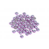 Shiny Large Loose Rhinestones Flatback Style Good Stickness High Temperature Resistance Manufactures
