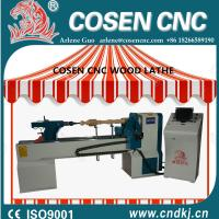 OEM cnc turning lathe machine manufatacturer making the best cnc wood lathe Manufactures