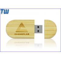 Bamboo Wooden Tag Bulk Custom 4GB USB Memory Disk Laser Engraved Logo Manufactures