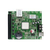 TF-VTA02 Full Color LED Display Control Card , New Asynchronization RGB LED Card Manufactures