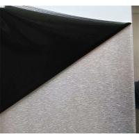 Surface Adhesive Film for Stainless Steel UV proofed anti dirt anti scratch no ghost no residue no crystal Manufactures