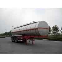 38000L SUS Insulation Tank Transportation for Chemical Fluid Delivery (HZZ9406GHY) Manufactures