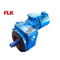 F series parallel shaft helical geared motors F37-F157 Manufactures