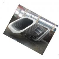 Flexible copper type steel type Water Cooled pipe good quality longer life Manufactures