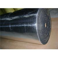 Sticky Acoustic Insulation Materials With Glass Fabric 10mm Heat Insulation Manufactures
