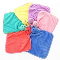 wholesale Cute Cartoon hanging Microfiber kitchen hand towel Manufactures