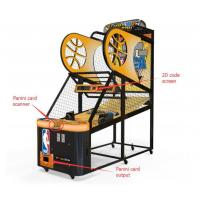 Basketball Arcade Games Machines Teenager Version Fast Installation Deluxe Designed Manufactures