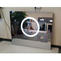 Anti - Fog Bathroom Mirrors With Tv Behind It Manufactures