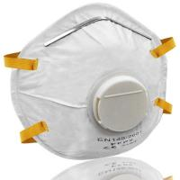 Disposable N95 / KN95 Face Mask For Toxic Particles Filtration Manufactures
