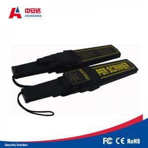 Quality Versatile Configuration Handheld Metal Scanner For Detecting Guns / Knives for sale