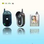 2.4ghz Wireless Audio Video Intercom Door Phone With Recording Manufactures