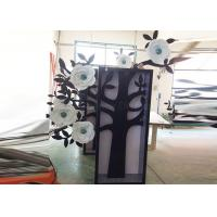 China Modern Style Metal Craft Home Decorative Metal Flower Customized Giant Handmade Flower on sale