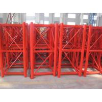 Construction Tower Crane Mast Section 2 x 2 x 3 m Hot Dipping Zinc Manufactures