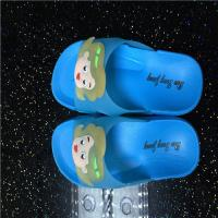 China Hot Selling EVA and Jelly Kids Casual Slippers on sale