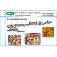 Fully Automatic Breakfast Cereal Corn Flakes making machine Manufactures