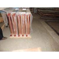 Customized Aluminium Fin Type Copper Tube Heat Exchanger For Air Conditioning Devices Manufactures