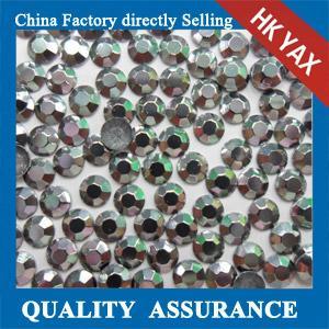 Buy cheap rhinestud octagon;supply high quality hotfix octagon rhinestud;iron on transfer hot fix octagon rhinestud 0825 from wholesalers